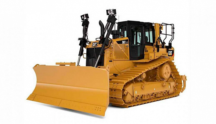 Бульдозер Caterpillar D6R XL